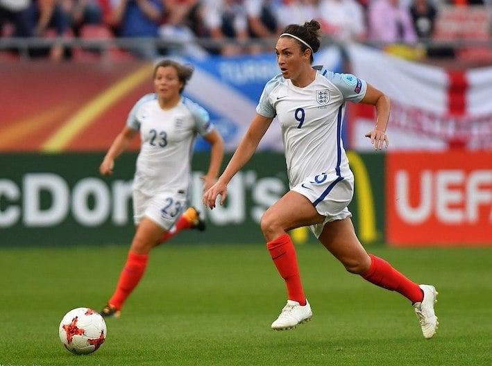 Women Football Players England